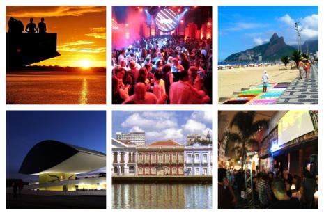 Reconhece todas essas cidades brasileiras? Aqui na 48h, você vai explorá-las pelos olhos dos moradores